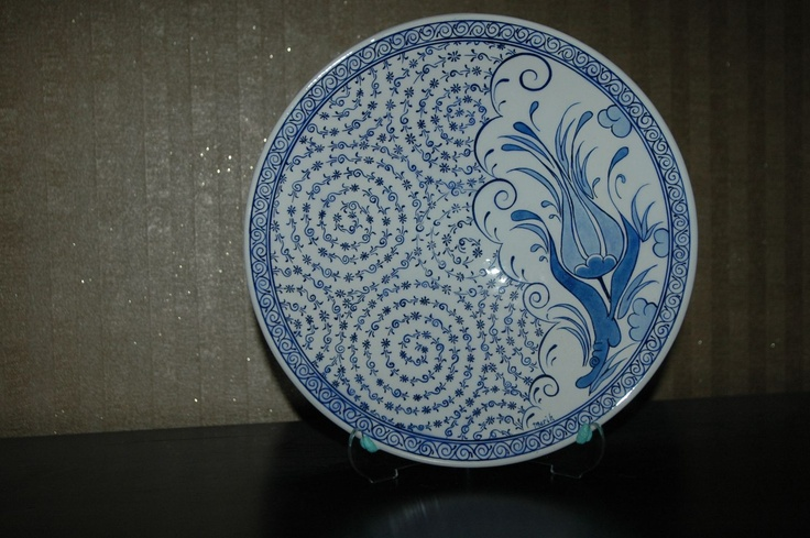 322 best Plates and Platters images on Pinterest | Ceramic plates ...
