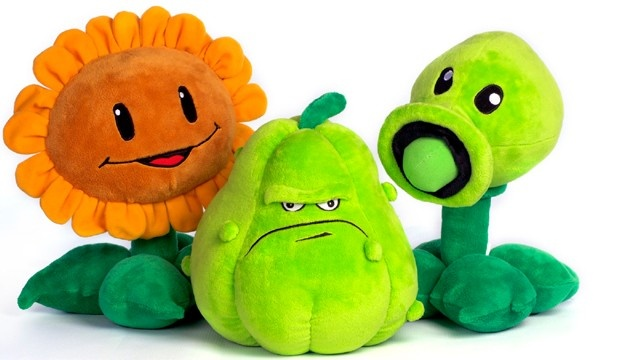 Plants vs ZombiesStuffed Toys, Videos Games, Plants Vs Zombies Toys, Zombies Plushies, The Games, Kids, My Birthday, Zombies Dolls, Plush Toys
