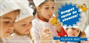 Il ricettario di #bimbiincucina è online! Scaricatelo! #alimentazione #bambini