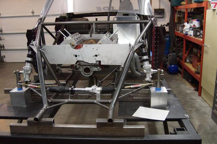Build A Race Car Frame Jig