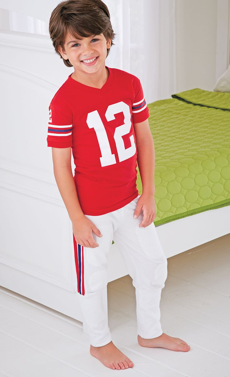 From Cwdkids 12 Football Pajamas Patriotic Outfits