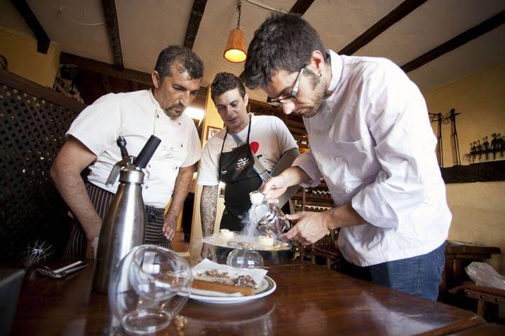 Cocineros de #Fuerteventura demuestran su arte en #Tenerife