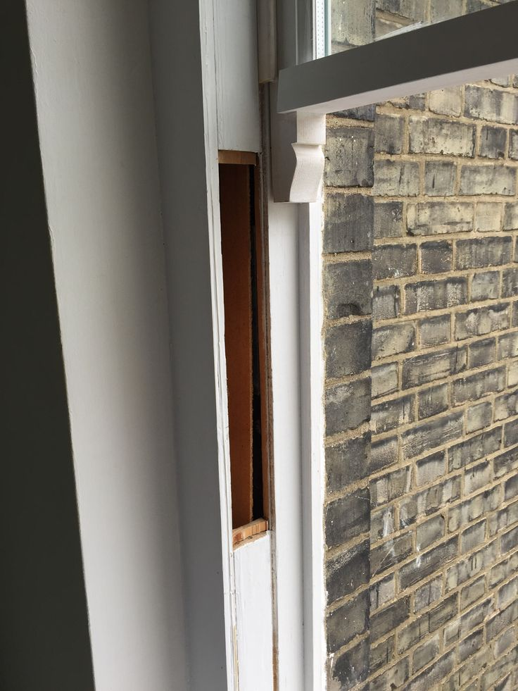 Restoring a double glazed sash window in Hackney, London today. #barnsburyjoinery #joinery #windows #restoration #london #hackney