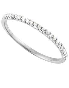 Rings: 9ct White Gold Diamond Eternity Ring!