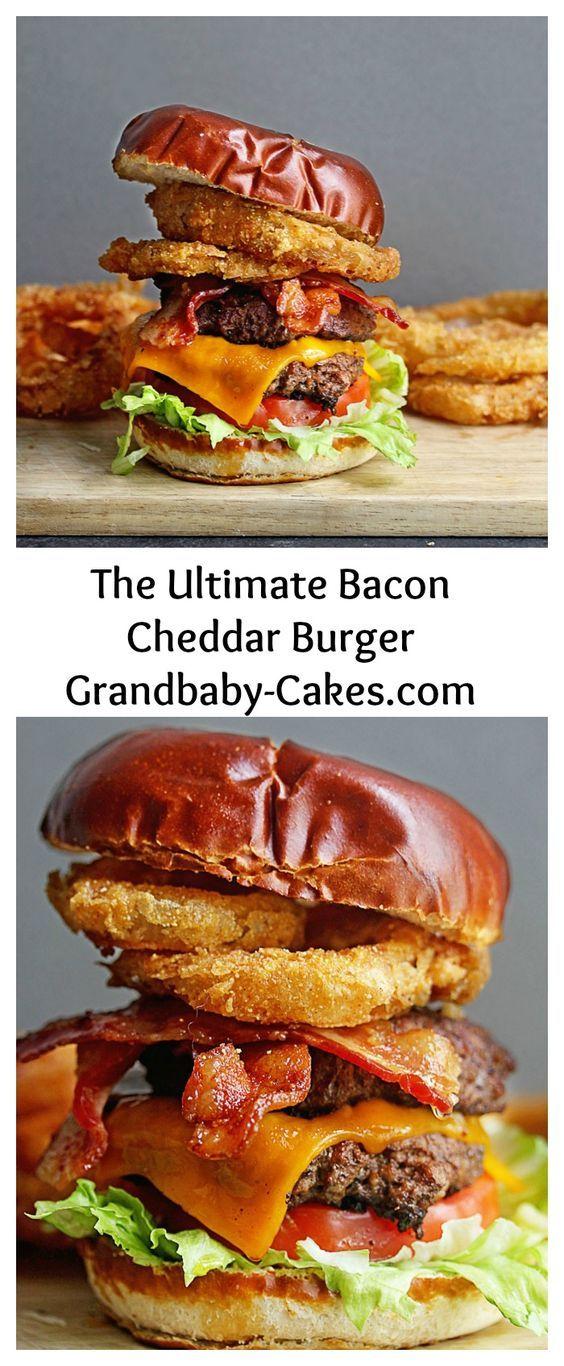 726 best images about Burgers, Patty Melts & Misc ...