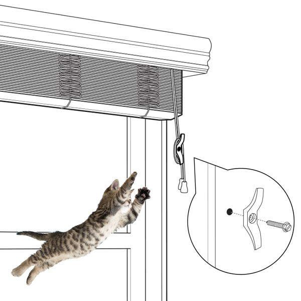 109 best pets blinds images on pinterest funny animal pics funny animals and ha ha. Black Bedroom Furniture Sets. Home Design Ideas