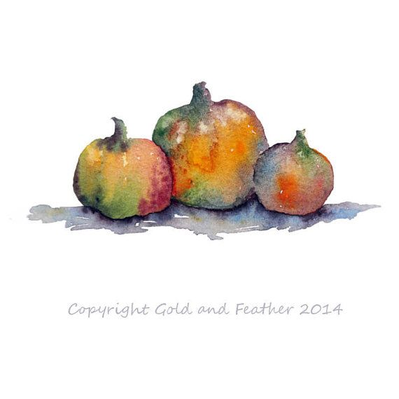 Printable Instant Download, Pumpkin Image, Fall Art,  Thanksgiving,  Halloween Clip Art