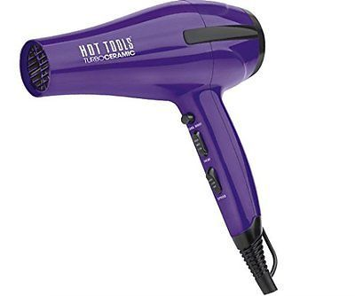 Straightening and Curling Irons: Hot Tools Turbo Ceramic Ionic Salon Dryer [Health And Beauty] -> BUY IT NOW ONLY: $33.47 on eBay!