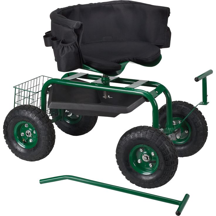 17 best Garden Cart With Seat images on Pinterest Garden cart