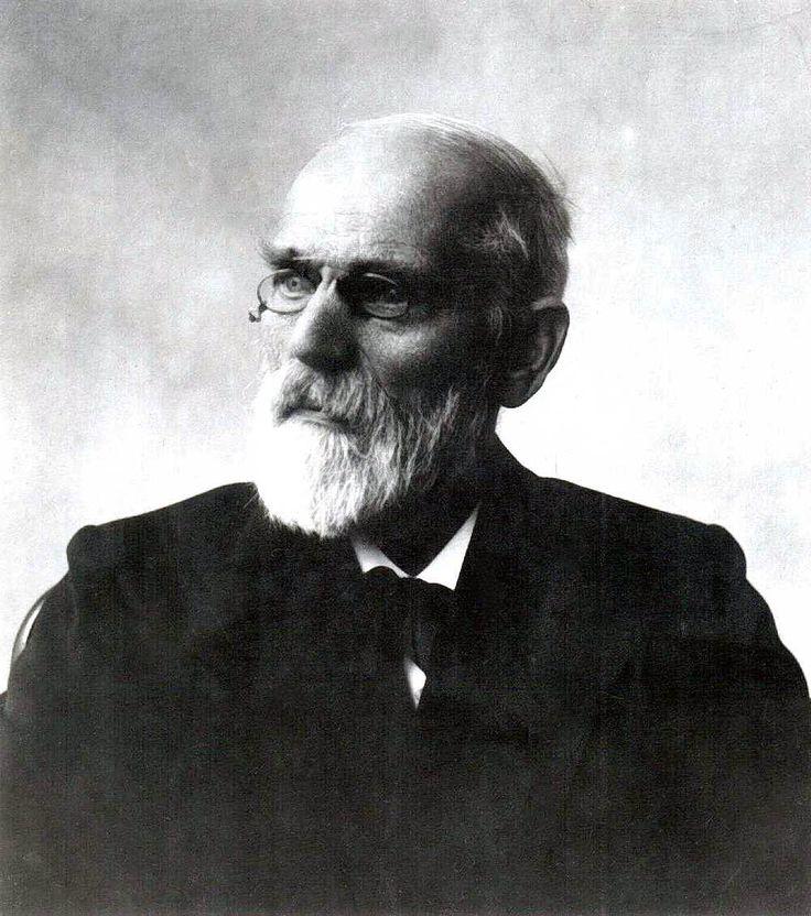 Johannes Diderik van der Waals 1837 - 1923).  Físico galardonado con Nobel de Física en 1910 por su trabajo en la ecuación del estado de los gases y los líquidos.