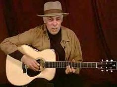 """Fred Sokolow teaches """"Statesboro Blues"""" in Open D Tuning"""
