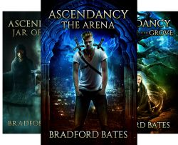 Ascendancy Legacy (6 Book Series) by Bradford Bates