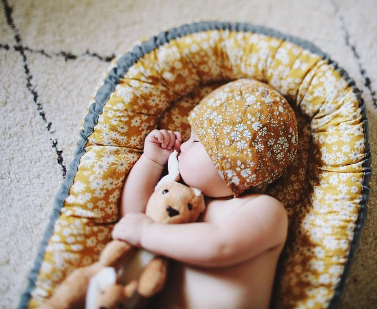 Bubnest, portable baby bed