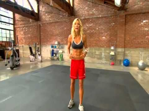 Personal Training with Jackie: Xtreme Timesaver Training - 30 minute workout kicks my butt every time!