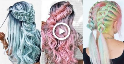 Hair Styles For School DIY Hair Hacks Every LAZY PERSON Should Know! Quick & Easy Hairstyles for School #shorthair #hair #haircut #hairstyles