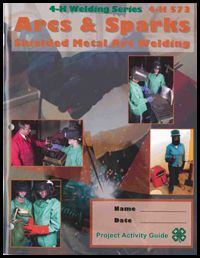Arcs and Sparks—Shielded Metal Arc Welding from Ohio 4-H