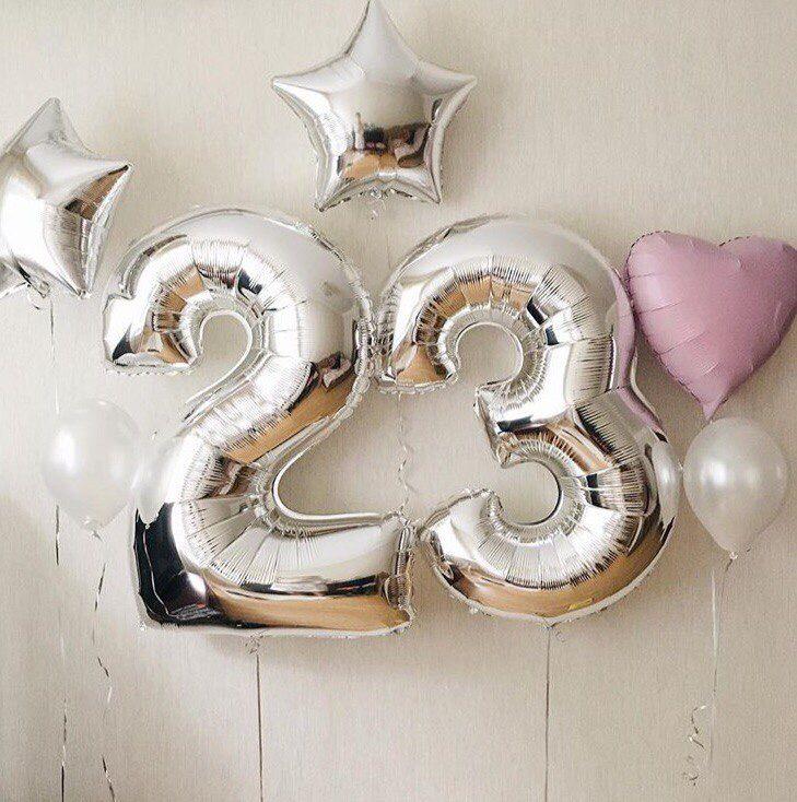 Картинки, с днем рождения картинки 23 года девушке