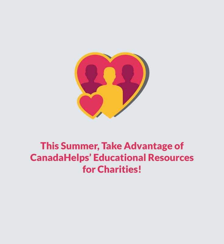 With summer in full swing, it's time to start thinking about how to grow your charity's online fundraising program for the fall and leading up to the busy and lucrative holiday season. We offer a wide array of training and educational resources, which can help your charity develop the tools and knowledge to take your fundraising to the next level.