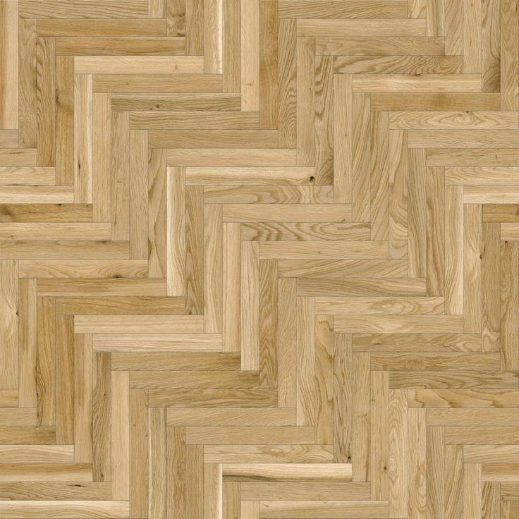 オーク(ナラ) ヘリンボーン無垢フローリング プレミアム オイル仕上げ 15×60×420 CADデータ #Oak #Flooring #Herringbone