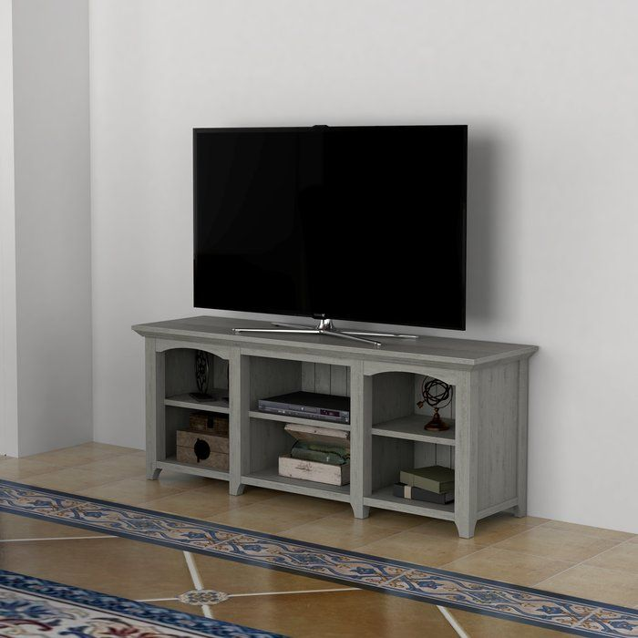 Danforth Tv Stand For Tvs Up To 60 With Fireplace Included Tv