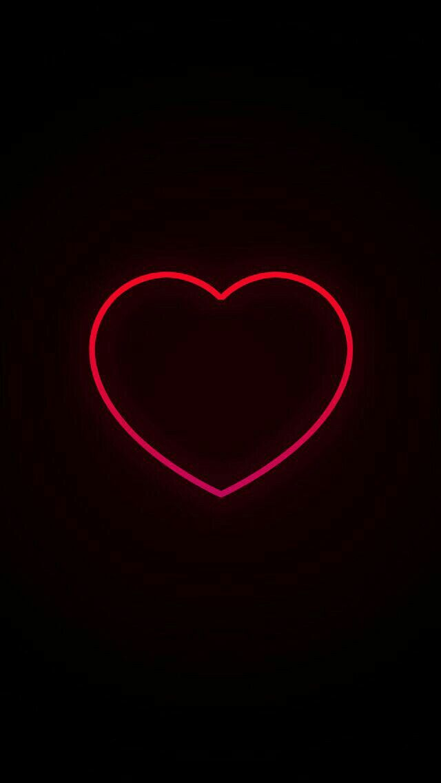 Pin By Toonz On H Art Heart Iphone Wallpaper Heart Wallpaper Wallpaper Iphone Neon