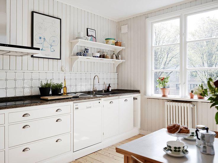casa de homem decoração masculina escandinava apartamento sueco