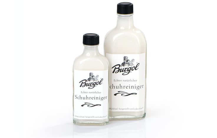 Schuhreiniger von Burgol auf SHOEPASSION.com