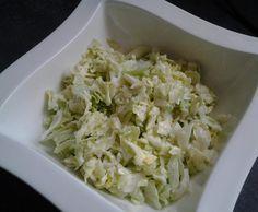Rezept Eisbergsalat fix und fertig mit Oma´s Salatsauce von lady farina - Rezept der Kategorie Vorspeisen/Salate