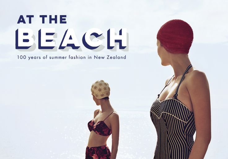 At The Beach - 100 Years of Summer Fashion | Maritime Museum