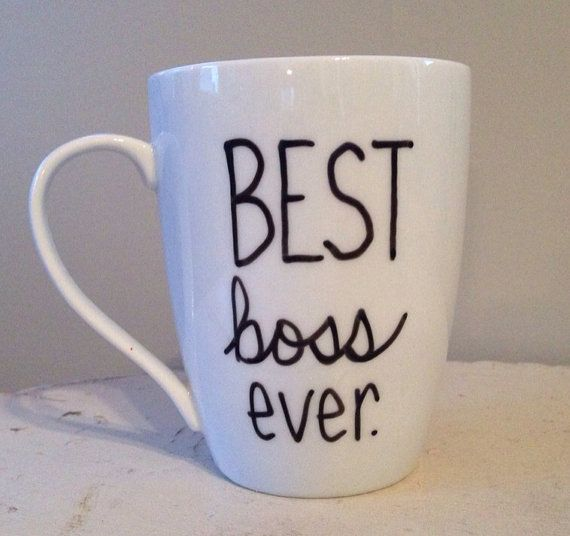 Perfect for boss's day or just because. #Etsy