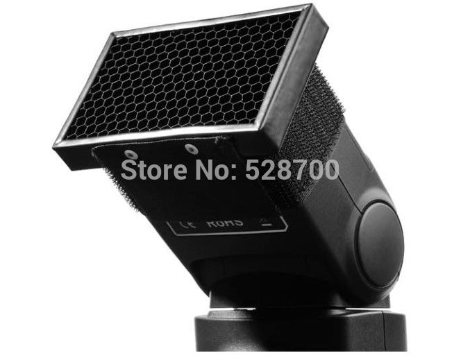 >> Click to Buy << Flash Diffuser Softbox Godox HC-01 Honeycomb Grid Filter for Canon 600EX 580EX 430EX  for Nikon SB600 SB800  for Sony  CL-3 45 #Affiliate