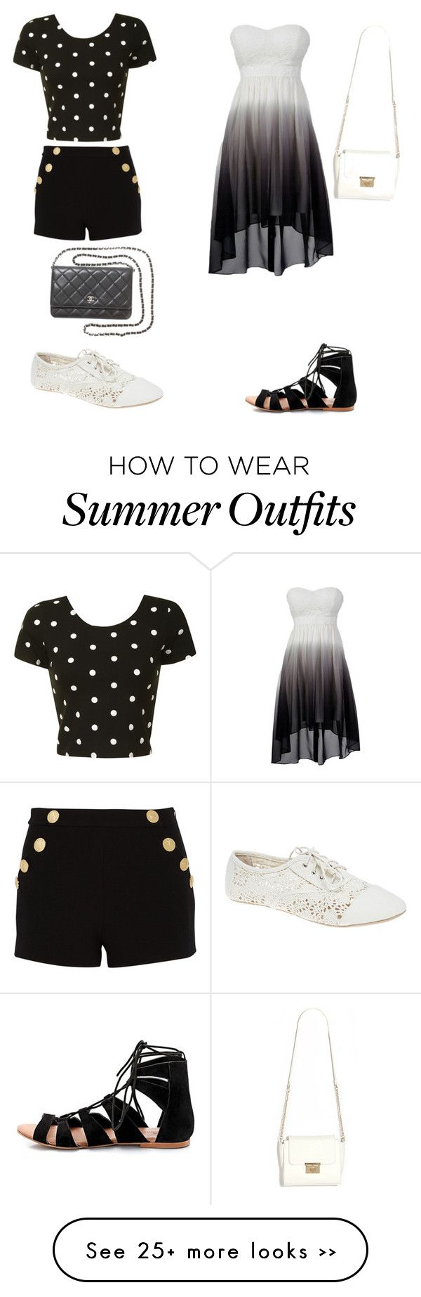 """""""Summer outfit"""" by destiny42-i on Polyvore"""