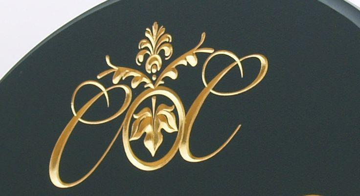 Clunes Crossing Farm Sign Detail | Danthonia Designs