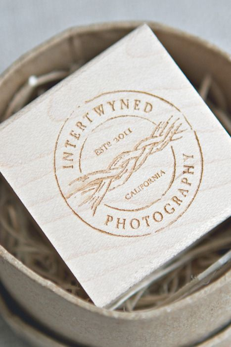 BESOTTED BRAND LLC — CUSTOM LOGO STAMP::MAKE YOUR LOGO INTO A STAMP!