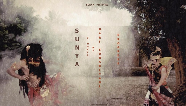 Sunya. A movie by Hari Suhariyadi