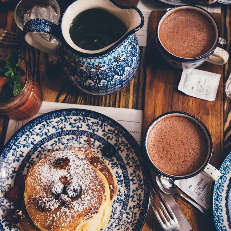 Lieblingsorte für ein Frühstück im Winter in Berlin