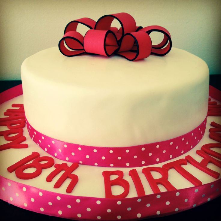 17 Best Images About 18th Birthday Cakes On Pinterest
