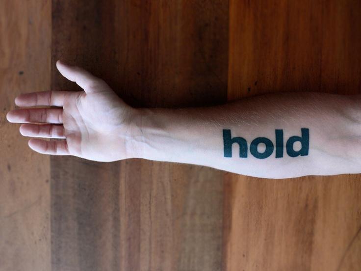 #tattoo #typography
