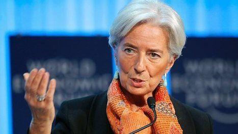 Directora del FMI Christine Lagarde imputada por corrupción   EDUCACIÓN Y VALORES   Scoop.it