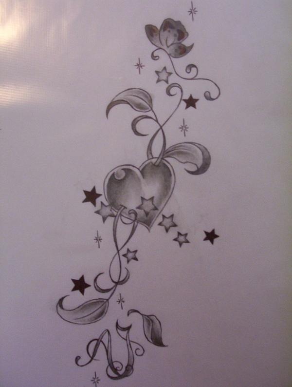 heart tattoo design tattoos
