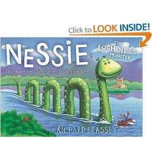 Nessie the Loch Ness Monster: Richard Brassey: 9781444000566: Amazon.com: Books