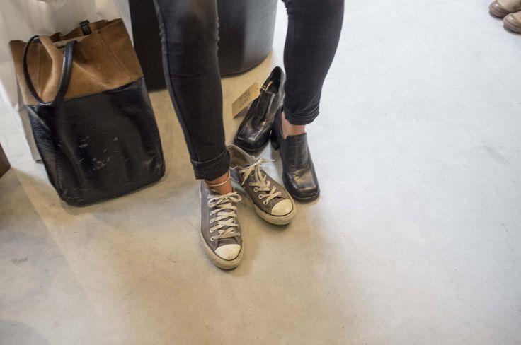 #vintage #secondhand #converse #allstars #shoes