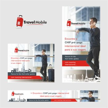 Travel Mobile - Novos Banners by artblade477