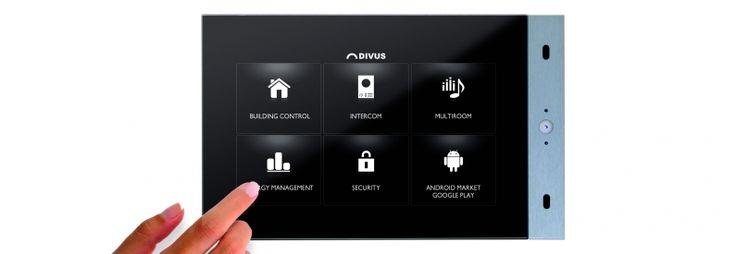 Nowa wersja panelu Divus TouchZone