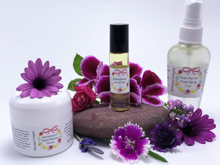 Menopause Oil Survival Set- Hormone Oils, Mood Swing Relief, HRT, Change of Life, Menopause Roller, Mood Oil, Menopause Oil, Hot Flash by BotanicalDelight on Etsy https://www.etsy.com/listing/256391445/menopause-oil-survival-set-hormone-oils