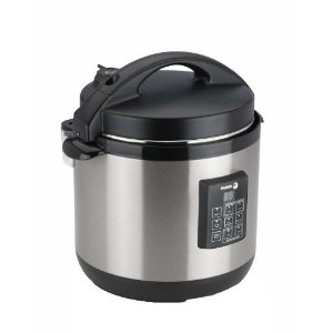 A pressure cooker, slow cooker, and sauté apparatus - ALL IN ONE!