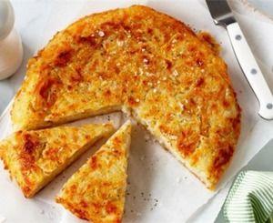 Η Τηγανόπιτα είναι μία πίτα με εύκολα υλικά που υπάρχουν στο ψυγείο και αρκετά γευστική για να εντυπωσιάσουμε σε ένα τραπέζι