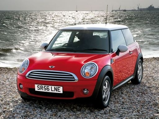 mini cooper I will be driving when I get enough money to finance haha