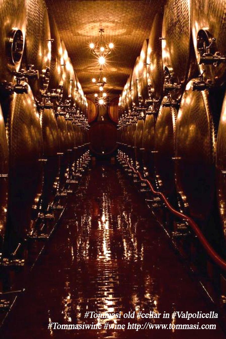 #Tommasi old #cellar in #Valpolicella! #Tommasiwine #wine http://www.tommasi.com