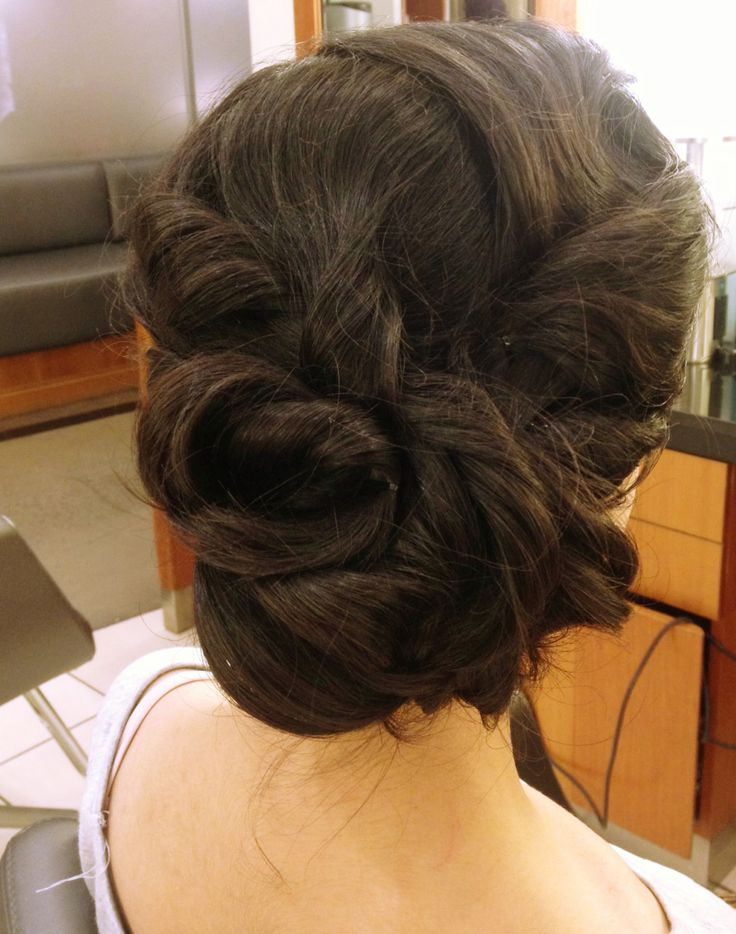 Endless possibilities when it comes to Bridal Hair Styles.  #hair #hairstyle #bridalhair #wedding  www.donato.ca